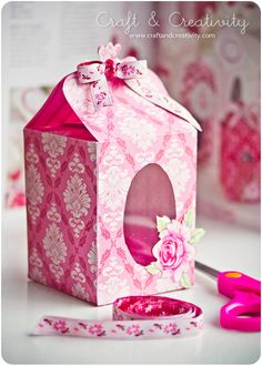 Paper box | Flickr - Photo Sharing!