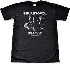Teamzad Sevastopol Station Retro Camiseta para hombre XXX-Large #camiseta #starwars #marvel #gift