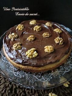 Fondant Aux Noix & Chocolat