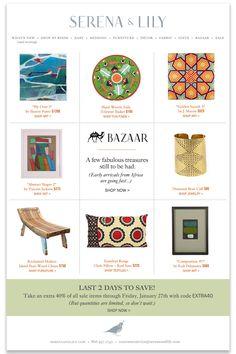 email design, great catalog design