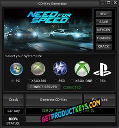 Need for Speed 2015 CD Key Creator Need For Speed Games, Killing Floor 2, Ps4 Or Xbox One, Full Movies Download, Free Games, The Creator, Bubbles, Coding, Activities