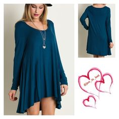 Sleeve Tunic Sleeve Tunic *Pair with a belt or necklace not both! *Relaxed fit to compliment curves Material: Rayon Blend. No Trades ✅ Offers Considered*✅ *Please use the blue 'offer' button to submit an offer. Tops Tunics