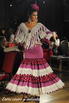 Flamenquis… Como os he dicho repetidamente, poco a poco vamos a ir repasando las colecciones que hemos visto en We Love Flamenco y la primera que os