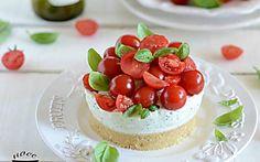 Caprese cheesecake / ricetta estiva