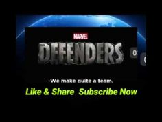 Marvel's The Defenders upcoming movie trailer 2017 ||Official Trailer HD...