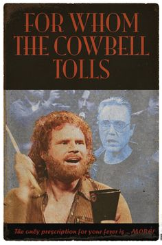 Day 9. more cowbell