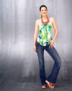 Paget Brewster | Criminal Minds ♥ Paget's Outfit