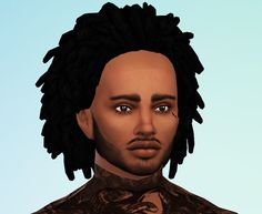 Sims 4 CC's - The Best: Hair for Men by BLVCKLIFESIMS