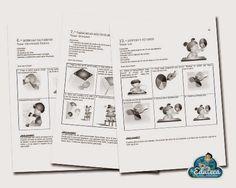 RECURSOS PRIMARIA   Completísimo documentos con 50 experimentos escolares ~ La Eduteca