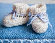 Kolay Bebek Patik Yapılışı Ayrıntılı Resimli Anlatımı | elisiorgudukkani.com