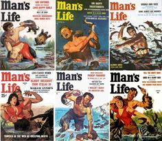 Being a man in the 50s was rough!