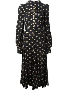 Shop Biba Vintage star print maxi dress in Decades from the world's best independent boutiques at farfetch.com. Over 1000 designers from 60 boutiques in one website.