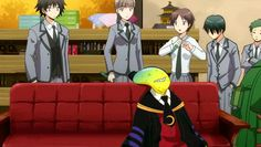 Assassination Classroom : Koro Sensei... This teacher sure is something..