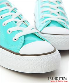 CONVERSE CT OX Turquoise Teal Shoes