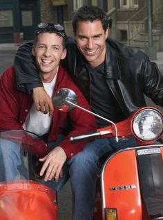 """Will Truman (Eric McCormack) and Jack McFarland (Sean Hayes), """"Will & Grace"""" (1998)    """"Will and Grace"""" seemed to pick up where """"Ellen"""" left off -- bringing relatable characters into living rooms across America and making the fact that they were gay a secondary issue. It's not to say that the NBC sitcom shied away from the fact that two of its main characters, Will Truman and Jack McFarland, were homosexual."""