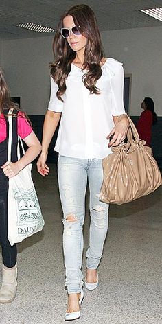 Harper and Shadow: Kate Beckinsale Style