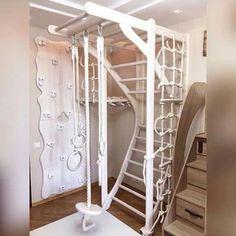 Kids Play Spaces, Cool Kids Rooms, Kids Room Design, Baby Boy Rooms, Kidsroom, Play Houses, Kids Furniture, Girl Room, Kids Bedroom