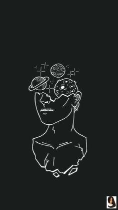 Hypebeast Hintergrundbilder // Avinaash Ganesh - Celestial - - Best of Wallpapers for Andriod and ios Iphone Wallpaper Black, Wallpaper Space, Dark Wallpaper, Tumblr Wallpaper, Galaxy Wallpaper, Wallpaper Quotes, Wallpaper Backgrounds, Phone Backgrounds, Screen Wallpaper
