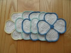 Pot Holders Pot Holders, Rugs, How To Make, Handmade, Decor, Farmhouse Rugs, Hand Made, Decoration, Hot Pads