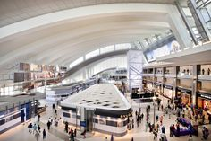 Gallery - Tom Bradley International Terminal / Fentress Architects - 1