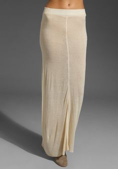 ShopStyle: One Teaspoon Hunter Fine Knit Maxi Skirt