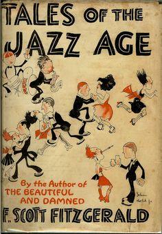 F Scott Fitzgerald : tales of the Jazz Age