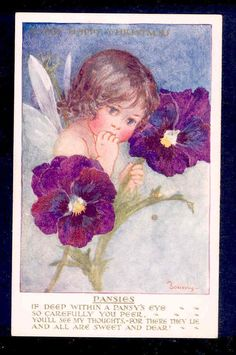Millicent SOWERBY card   eBay