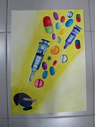 000 anti drug poster contest winners Google Search DRUG