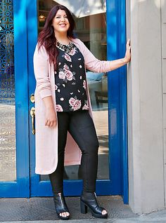 Plus Size Outfit - Plus Size Fashion