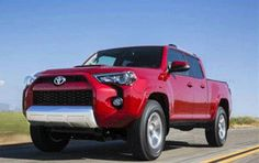 2015 Toyota Tacoma will experience almost complete redesign