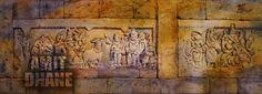 Amit dhane watercolour on paper  karnataka ,india