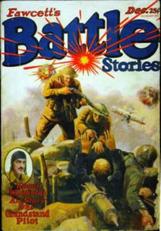 Battle Stories - 12/1929