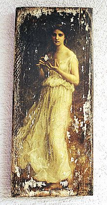 Obrázky - Vintage ženy - doska02 - 5485298_