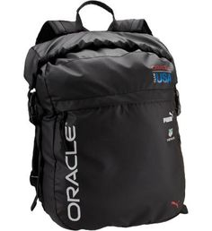 The ORACLE TEAM USA crew always need something to carry around all their gear, whether they're travelling to one of the America's Cup World Series events or simply going to the gym to work out. So they talked with the PUMA design team – and, together, we came up with this cool backpack that works for all occasions.Features:ORACLE TEAM USA brandedOfficial team backpack by @PUMA