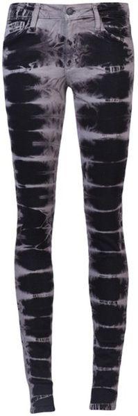 avalon-- first time. Joe's Jeans Black Storm Skinny Jean in Gray (black) | Lyst