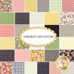 Farmer's Daughter  Yardage by Lella Boutique for Moda Fabrics