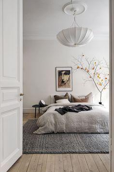 My New Room, Home Bedroom, Bedroom Ideas, Bedrooms, Warm Bedroom, Home Interior Design, Interior Inspiration, Bedroom Inspiration, Walls