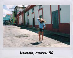 Jill, Havana, Cuba.