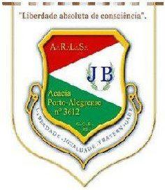 RITO    BRASILEIRO   DE MAÇONS ANTIGOS LIVRES E ACEITOS - MM.´.AA.´.LL.´.AA.´.: 11 ANOS DA ARLS ACÁCIA PORTO ALEGRENSE 3612RITO MO...
