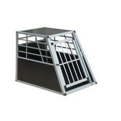 Koiran kuljetushäkki - M, 109,95€. Kevyt alumiinihäkki lemmikin kuljetukseen. Keveytensä ansiosta, sitä on helppo siirtää ja puhdistaa. Laadukkaiden materiaalien johdosta häkki on helppo puhdistaa. Ilmainen toimitus! #kuljetushäkki #koirankuljetushäkki Flatware, Tray, Kitchen, Cutlery Set, Cooking, Kitchens, Dishes, Trays, Cutlery