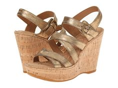 Born Zela Retro (Blush) Metallic - Zappos.com Free Shipping BOTH Ways