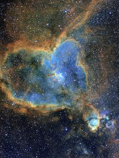 IC1805 Heart Nebula SAO | by James Shimoji Photography