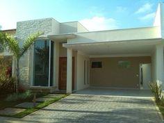 fachada de casas terreas - Pesquisa Google                              …