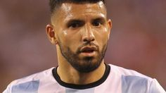 Aguero out of Argentina qualifiers