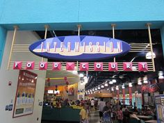 All Star Music Food Court Review