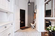 life as a moodboard: Scandinavian style - hall / entrance