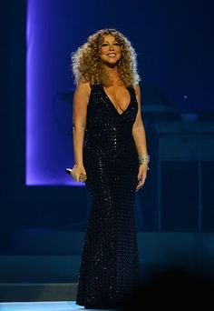 "Mariah Carey debuts her ""Mariah #1 To Infinity"" show in Las Vegas on May 6"