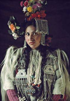 """Drokpa tribe, India. """"Before they pass away"""" by Jimmy Nelson."""