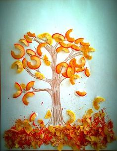 Lavoretti per l'autunno