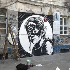 PILPELED in Berlin, 2016